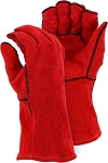 Leather Welders Glove Fully Lined