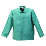 Stanco Flame Resistant 30 in Green Cotton Jacket