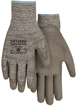 Cut-Less Annihilator Seamless Knit Glove with Polyurethane Palm Coating