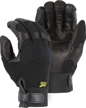 Blackhawk Deerskin Heatlok Lined Mechanics Gloves