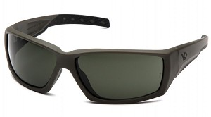 Overwatch OD Green Frame with Forest H2X Gray Anti-Fog Lens