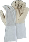 Heavy Duty Cowhide TIG Welders Glove (Dozen)