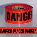 Barricade Tape – DANGER