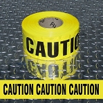 Barricade Tape – CAUTION