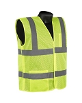 Class 2 - 5 Point Break Away High Viz Vest