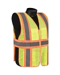 Class 2 - Safety vest (expandable side panels)