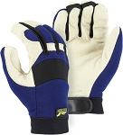 Bald Eagle Pigskin 40 gram Thinsulate Lined Mechanics Gloves