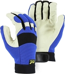 Bald Eagle Pigskin Mechanics Gloves