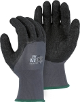 Lightweight SuperDex Latex Dipped Glove on Nylon Liner