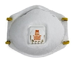 3M™ Exhalation Valve Particulate Respirator 8511 (Box of 10)