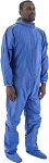 BlazeTEX® FR SMS Anti-Static Coverall with Hood, Boots and Elastic Wrist & Ankle