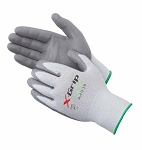 X-Grip® Gray polyurethane palm coated