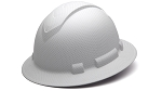 Ridgeline Full Brim Hard Hat Graphite Pattern