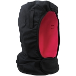 Bullhead Safety Shoulder-Length Red Fleece Winter Liner