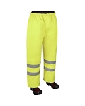 Class E - Lime Green Rain Pants
