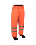 Class E - Fluorescent Orange Rain Pants