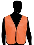 General Purpose High Viz Safety Vest - Orange