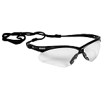 V30 Nemesis Black Frame with Clear Anti-Fog Lens