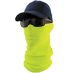FrogWear HV - Multi-Function Neck Gaiter High-Visibility Yellow/Green