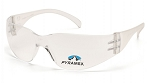 Intruder Readers Clear +1.5 Lens with Clear Temples