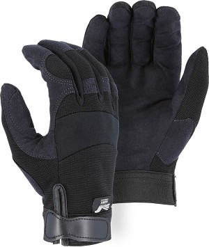 Armorskin Synthetic Leather Mechanics Glove