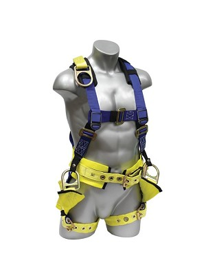 Oil Rigger Harness