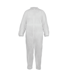 FrogWear  Polypropylene Disposable Coveralls