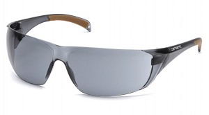 Billings Gray Anti-Fog Lens with Gray Temples